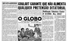 1964 Broadway, Newspaper Headlines, Old Advertisements, Journaling