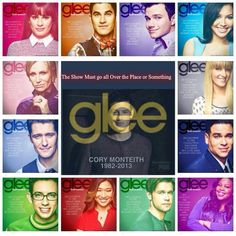 Say goodbye Glee