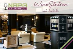 More sales – instantly. The zero build-out design of the WineStation can immediately convert any hotel Lobby, Executive Lounge, Spa or Restaurant into an immediate profit center.  Operate at the highest level of guest convenience by deploying the WineStation's optional room key integration capabilities. With a single swipe of a room key, hotel guests can securely access the WineStation anywhere on property.