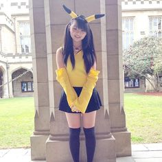 Pin for Later: The Best Pokémon Costumes For All Trainers and Types Pikachu