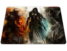 guild wars 2 mouse pad Twilight Arbor gaming mousepad Tasteless rubber gamer mouse mat pad game computer padmouse keyboard mats #Affiliate
