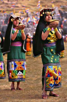 Cusco, Peru - Inti Raymi Festival | by Sergio Pessolano.  http://blog.favoroute.com/holidays-around-the-world/