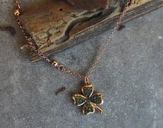 Check out this item in my Etsy shop https://www.etsy.com/listing/532185941/clover-necklacefour-leaves-cloversilver