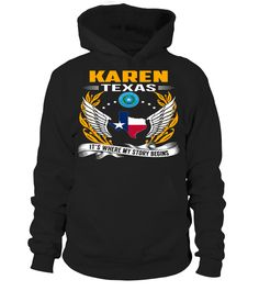 Karen, Texas - It's Where My Story Begins #Karen