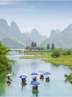 China is a vast country with the greatest-number and variety of attractions.