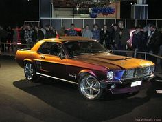 1965 Ford Mustang  I like very very few mustangs