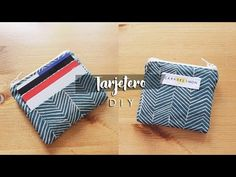 Wordpress, Pouch, Repurposed, Sewing, Accessories, Instagram, Ideas Para, Wallets, Youtube