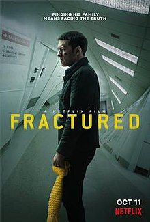 Fractured is a psychological thriller we follow through Ray Monroe's point of view. Ray travels across the country with his wife and daughter. One quick stop in the journey and tragedy happens.