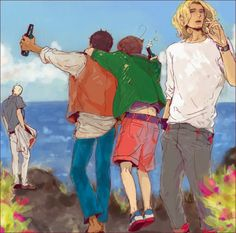 Prussia, France, and Spain and Romano