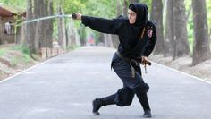 The Lady Ninjas of Iran