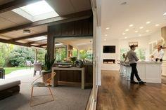 Terrassenüberdachung mit Holz - so wird das Haus um einen Raum erweitert