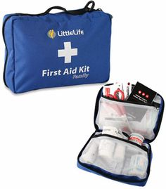Buy your Littlelife Family First Aid Kit from Kiddicare Car Seat Other Accessories| Online baby shop | Nursery Equipment