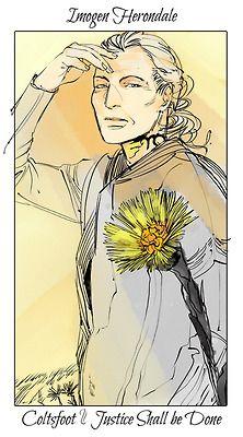 Imogen Herondale, Flower serie,