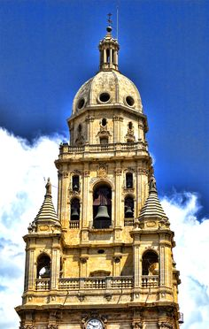 catedral de Murcia  cathedral of Murcia