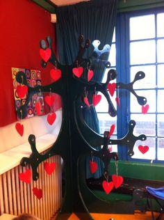 Valentijn boom