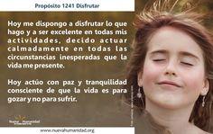 Propósito 1241 Disfrutar