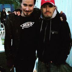 Tuomas Holopainen and Tony Kakko = Besties
