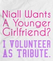 It's much Better to be his Girlfriend than to enter the Hunger Games!tada!!