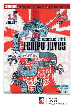 Festival Tempo Rives #Angers 2013