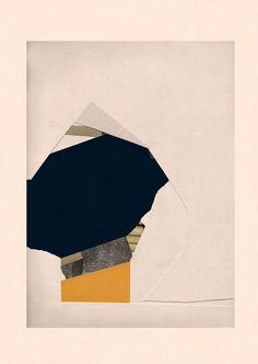 "Saatchi Art Artist jesús perea; Printmaking, ""Abstract composition 604 - Limited edition (20)"" #art"