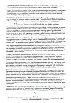 Press Release Page 2: http://thewritingfiendatlarge.wordpress.com/2013/03/13/rocket-science-design-cover-story-in-cincinnati-enquirer-today-rocket-science-blasts-off-anew-press-release-enquirer-story-in-print-and-photo/