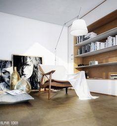 Amazing Interior Visualization by Alpha Idea