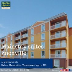 Get cozy in one of our guestroom suites. ❤️ To book Visit our website:- mainstayknoxville.com OR Contact:- +1 (865) 247-0222 to get the best side view.   #mainstay #hotel #motel #knoxville #suites #Tennessee #mainstay #explore #magicalcity #stay #contactusnow📲 #book #booknow‼️ Tennessee Knoxville, Hotel Motel, Getting Cozy, Side View, Guest Room, Hotels, Island, Explore, Website