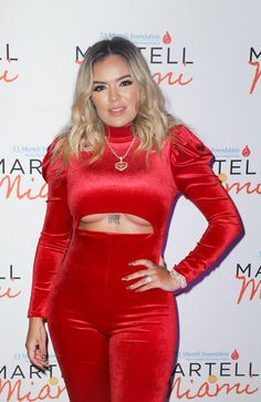Karol G attends the T. Curvy Celebrities, Celebs, 2010s Fashion, Confident Woman, Female Singers, Mode Outfits, Me As A Girlfriend, Women Wear, Bodycon Dress