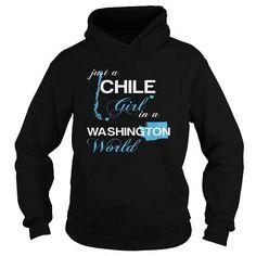 CHILE-WASHINGTON #Chile