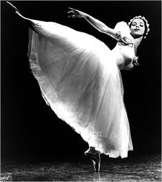 Raven Wilkinson was a member of Ballet Russe de Monte Carlo in the 1950s.