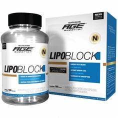 Lipo Block – Bloqueador de gordura da Nutrilatina ! | Amélia Blog