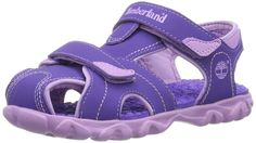Timberland TB07892R524 Youths Splashtown Closed Sandal Purple/Lilac 7 M US >>> Check out this great product. (This is an affiliate link) #TimberlandBootsforGirls