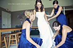 Bridesmaid dresses  (oncelikeaspark.com)