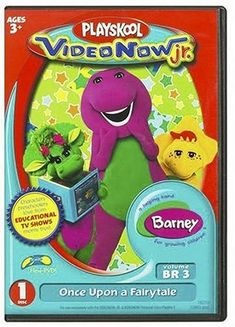 Kids' Personal Video Players - Videonow Jr Personal Video Disc Barney 3 -- Check out the image by visiting the link.