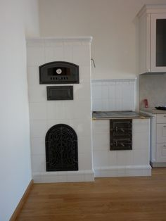 Build My Own House, Herd, Stove, Indoor, Architecture, Fireplaces, Kitchen, Homes, Design