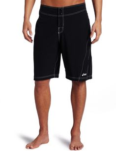 Introducing ASICS Mens Shoji Board Short BlackWhite 40. Get Your Ladies Products Here and follow us for more updates!