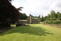 Exterior Views of the Castle : Carr Hall Castle, Yorkshire, Luxury Short Breaks, Luxury Accommodation UK