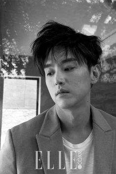 """Kwon Se-in from """"The Admiral: Roaring Currents"""" in ELLE Fall 2014 Lee Jin Wook, Choi Jin Hyuk, Choi Seung Hyun, Asian Celebrities, Asian Actors, Korean Actors, Kwon Yool, Voice Kdrama, Cha Seung Won"""