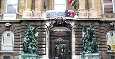 Museu de História de Budapeste | Hungria #Budapeste #Hungria #europa #viagem