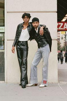 70s Fashion Men, Queer Fashion, Urban Fashion, Fashion Outfits, Tomboy Outfits, Fashion Styles, Emo Outfits, Men Street, Street Wear