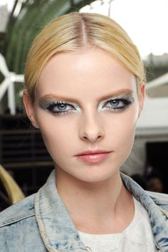Backstage Beauty - Chanel Spring 2013