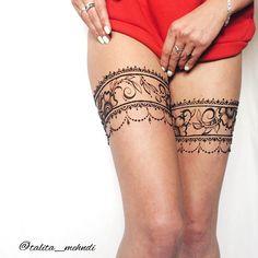 Dope Tattoos, Pretty Tattoos, Unique Tattoos, Leg Tattoos, Beautiful Tattoos, Body Art Tattoos, Sleeve Tattoos, Mehndi Tattoo, Henna Tattoo Designs