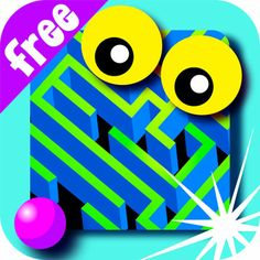 Wee Kids Mazes FREE #mazes #labyrinth #play #puzzle #fun #children #kids #games #kids #app #colorful #education #kid #preschool t #ipad #iphone #android #iOS  1
