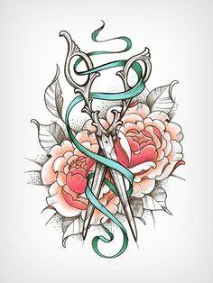 Rockin Rabbit Tattoo