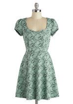 Take a Twirl Dress | Mod Retro Vintage Dresses | ModCloth.com