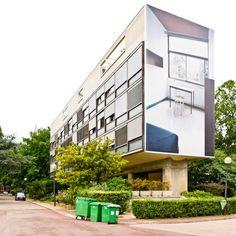 Virginia Duran Blog-Buildings in Paris if you Love Architecture- Suisse Pavilion- Le Corbusier