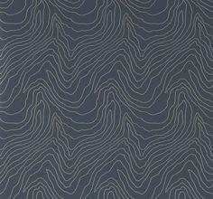 Formation Moonlight wallpaper by Harlequin