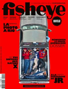 fisheye #magazine #cover