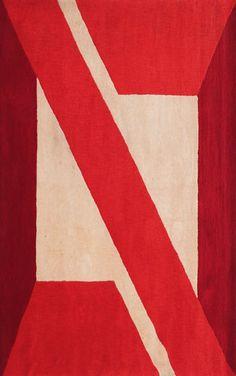Edward Fields; Wool Rug for Edward Fields, Inc., 1971.