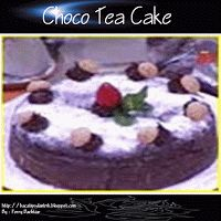 Choco Tea Cake